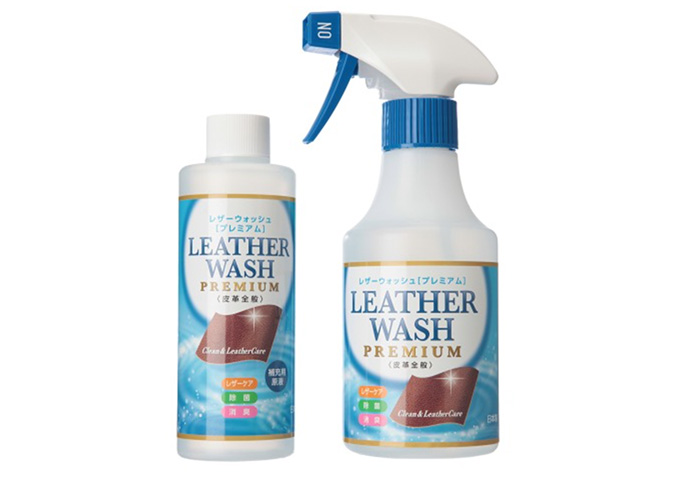 LEATHER WASH